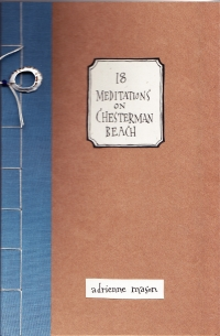 Cover of 18 Meditations on Chesterman Beach by Adrienne Mason.